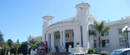 Cassino Municipal Viña del Mar