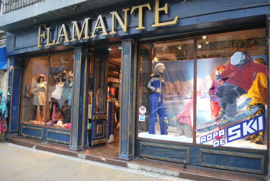 d2a1e0b168b71 Dicas de compras  brechós em Santiago. Comprar barato no Chile