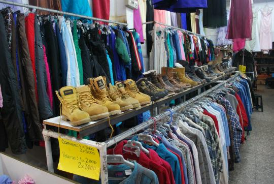 3c58c70cb Dicas de compras  brechós em Santiago. Comprar barato no Chile