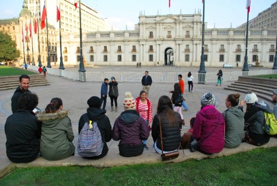 Tours 4 tips, free tour Chile, Santiago do Chile o que fazer, tours no Chile, turismo Chile