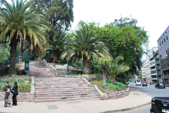 cerro santa lucia em Santiago do Chile, morro Santa Luzia no Chile, o que fazer no Chile, tour imperdivel no Chile, Santiago, Chile Travel, LikeChile