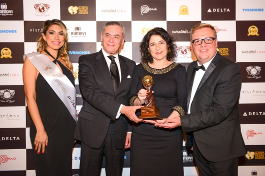 world travel awards 2016, Chile, LikeChile