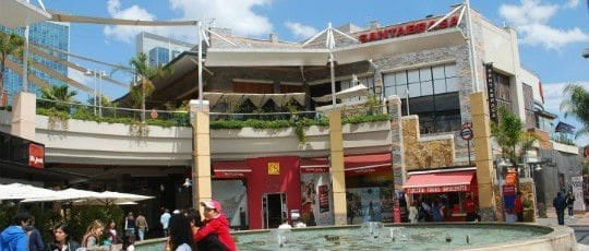 Shopping Parque Arauco