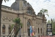 Museo de Bellas Artes, Santiago de Chile