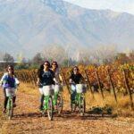 tour em Santiago do Chile, aluguel de bicicleta em Santiago, city bike tour Chile, La Bicicleta Verde, LikeChile