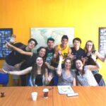 Tandem escolha espanhol, turismo idiomatico no Chile, onde estudar espanhol no Chile