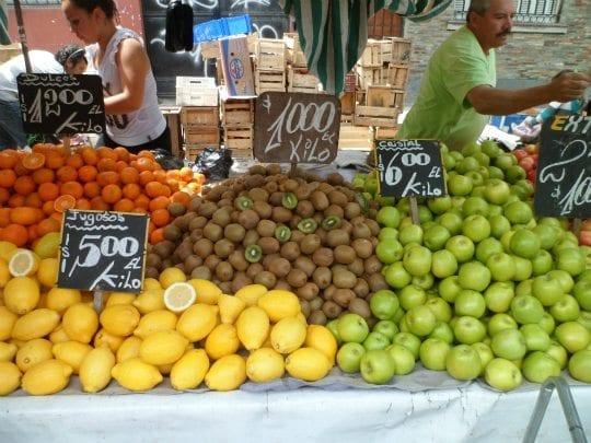frutas, curiosidades sobre Chile