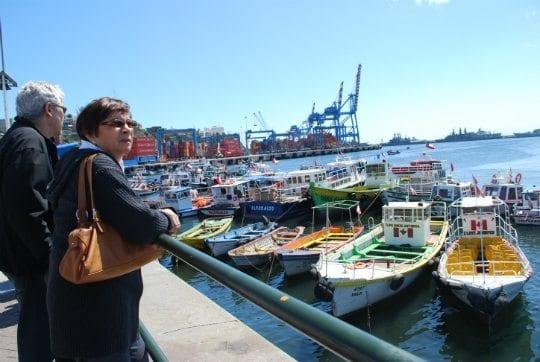 Roteiro Valparaiso