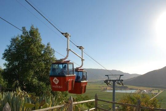 vinicola Santa Cruz Chile, LikeChile
