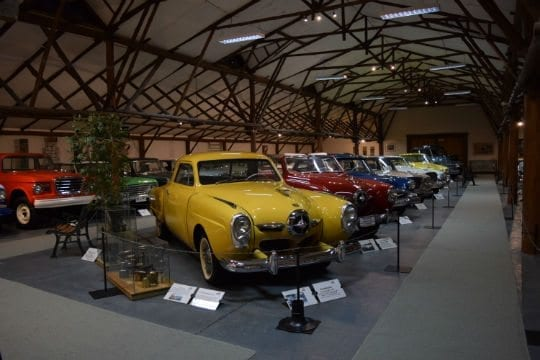 Museo moncopulli, Chile, LikeChile STUDEBAKER car