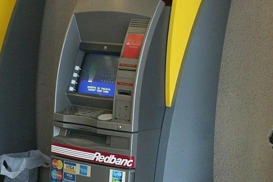 Como tirar dinheiro no Chile, Caixa eletronico