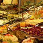 Restaurant Gurman, Santiago do Chile, onde comer em Santiago do Chile, onde comer barato no Chile, LikeChile, comida por kilo, comida por quilo, arroz feijão, restaurante Chile