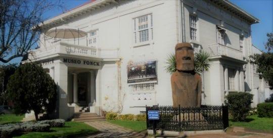 Museu Fonck, museo Fonck, Chile, Likechile, Viña del Mar, dica, Isla de Pascua, Ilha de pascoa, Rapa Nui