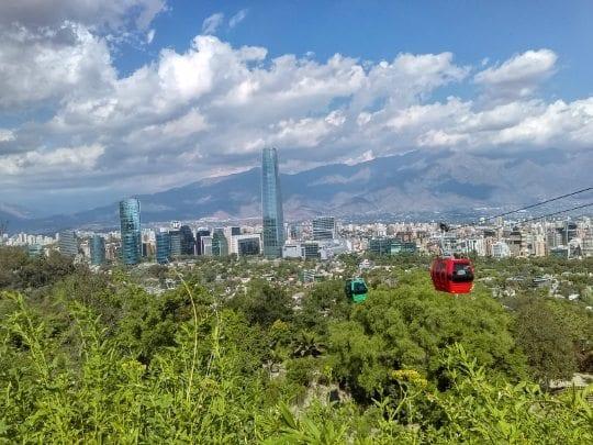 Santiago do Chile, quanto dinheiro levar a Santiago do Chile, quanto custa viajar ao Chile por 5 dias