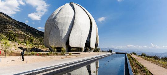 Templo Bahái Chile, LikeChile
