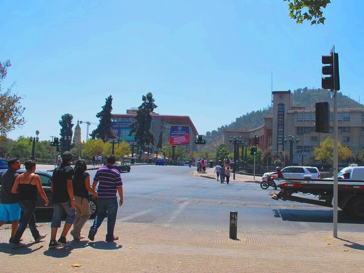 Bairro Bellavista, Santiago Chile, Bela Vista Chile, LikeChile
