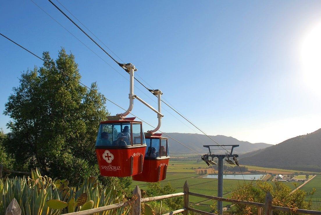 Valle Colchagua, vinicola Santa Cruz, viña Santa Cruz, vinho, LikeChile, Chile