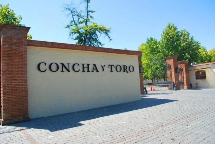 Tour Concha y Toro, Viagem Chile agencia de turismo Chile