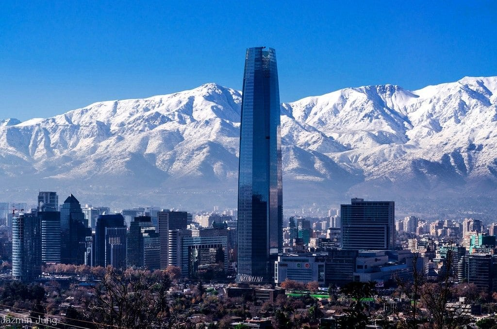 Clima em Santiago do Chile, previsão do Clima em Santiago do Chile, que roupa usar no Chile.