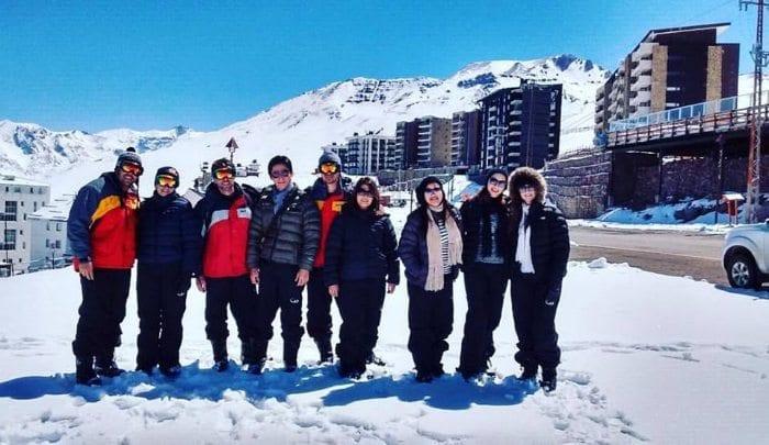 tour panoramico Valle Nevado, Farellones, alguel de roupa Lucero Travel, LikeChile