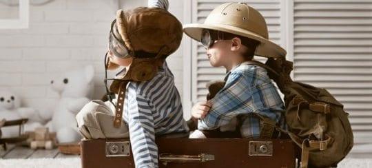 Viajando com criança documentos