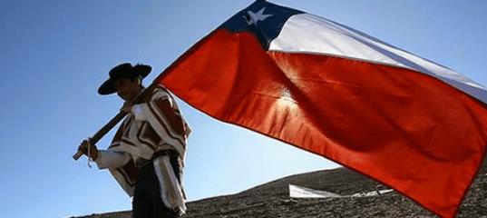 patriotismo dos chilenos, curiosidades sobre Chile