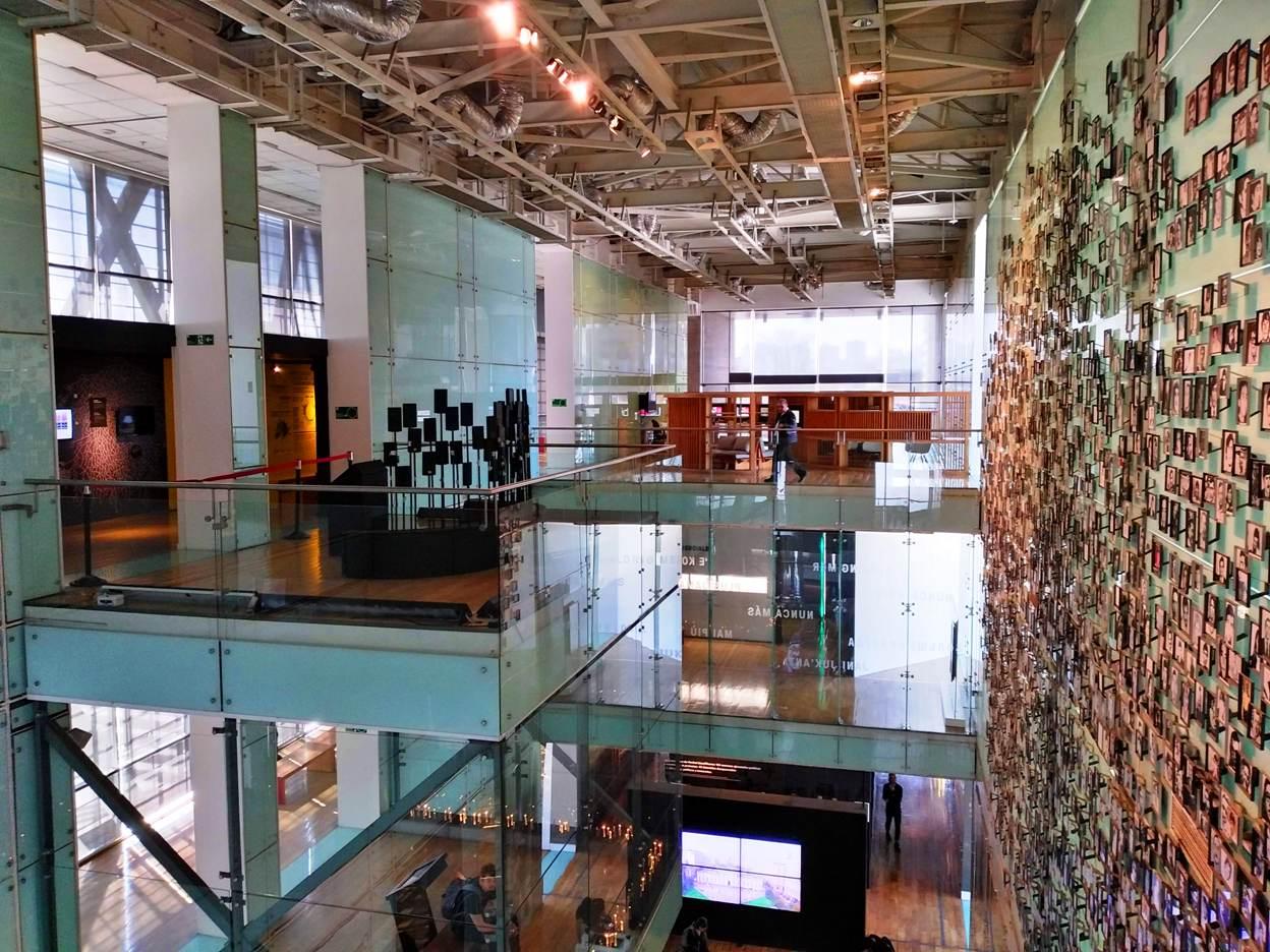 Museo de la memoria Chile
