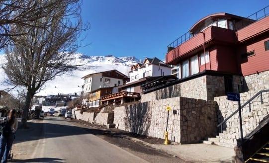 Hospedagem El Colorado, Valle Nevado, LikeChile na neve, Farellones,