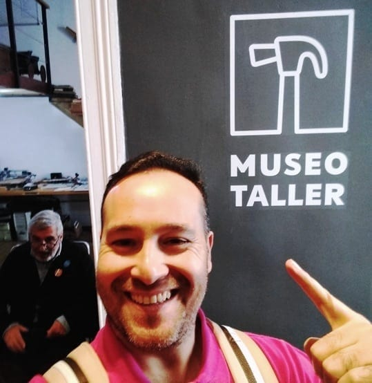 Museo Taller, Santiago Chile, Crianças, LikeChile