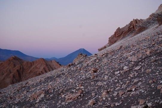 San Pedro de Atacama, Valle de la Luna, Valle De La Muerte,