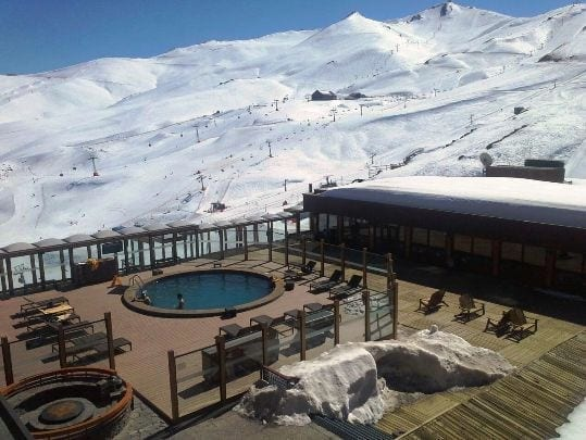 Hospedagem Valle Nevado, LikeChile na neve, Farellones,