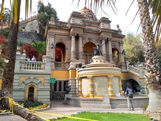 Cerro Santa Lucia, o que fazer em Santiago do Chile