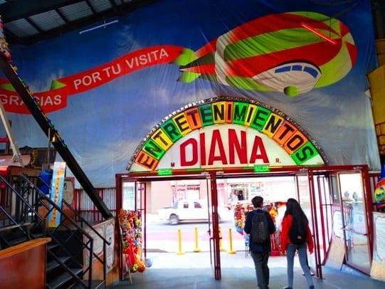 Juegos Diana, Chile LikeChile