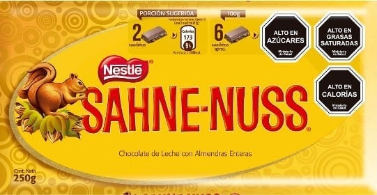 SAHNE-NUSS LikeChile