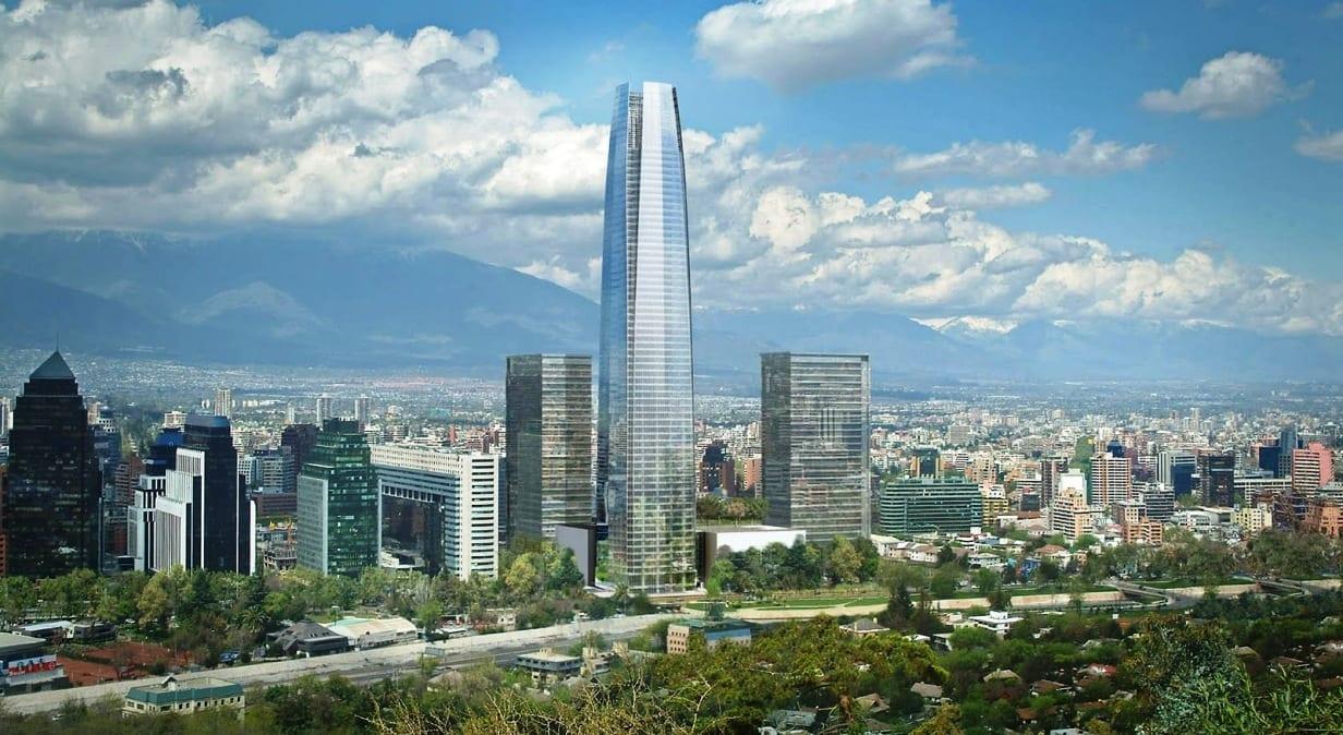 hospedagem em Santiago do Chile, onde se hospedar, qual melhor bairro
