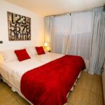aluguel de apartamentos em Santiago do Chile, flat, bairro bellavista, arbnb booking