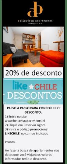 Cupom Desconto - Apartamento mobiliado Bairro Bellavista