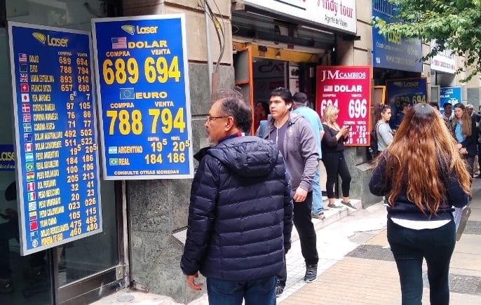 horario casa de cambios no Chile