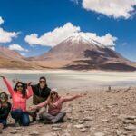 Salar de Uyuni desde o Atacama