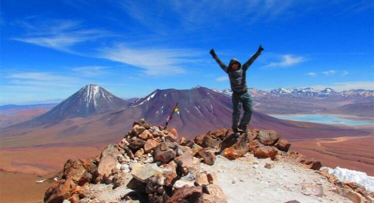Cerro Toco Atacama