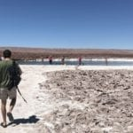 Lagunas Escondidas de Baltinache no Atacama