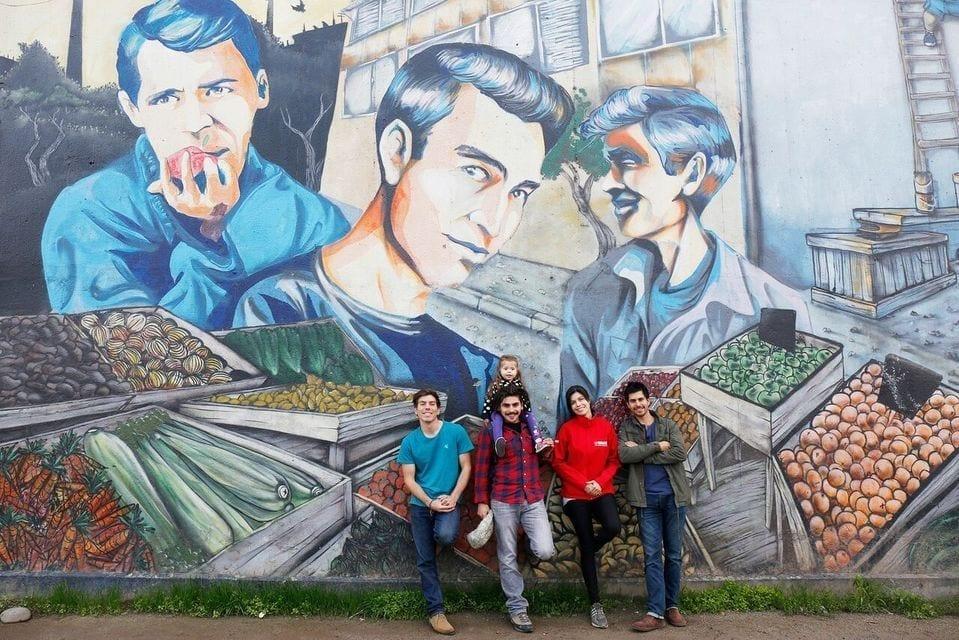 Grafites de San Miguel