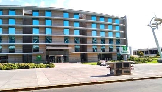 Hotel no aeroporto de Santiago do Chile, Holiday inn