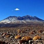 Vulcão Lascar em San Pedro de Atacama, Deserto do Atacama, LikeChile, tours