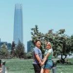 ensaio fotografico em Santiago do Chile, LikeChile