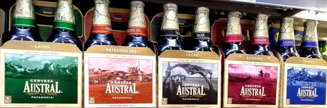 Cerveja Austral, cerveja Chile