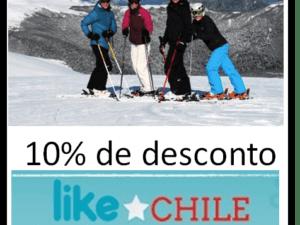 Cupom Desconto - Hotel Resort de Neve
