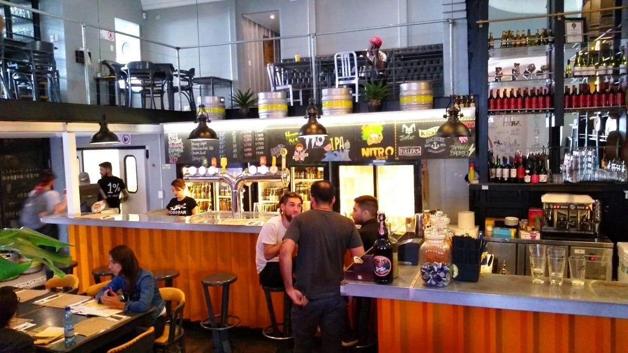 Cervejaria Kross em Santiago do Chile, cerveza kross, LikeChile