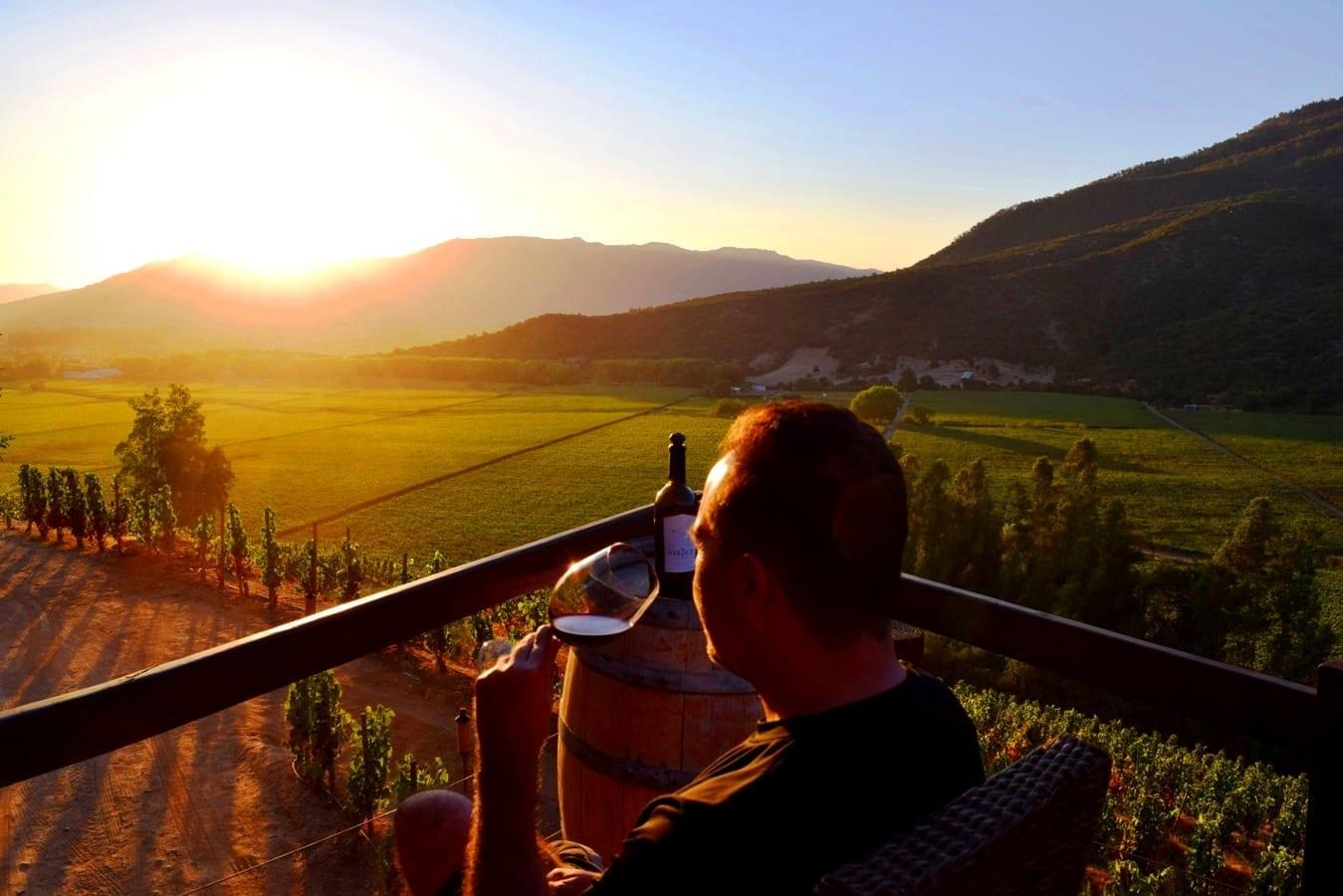 Viña Ventisquero, vinícola ventisquero Tour em Santa Cruz, Colchagua Chile a rota dos vinhos, LikeChile, Vinho Chile