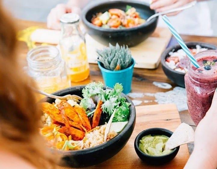 restaurantes veganos ou vegetarianos em Santiago do Chile